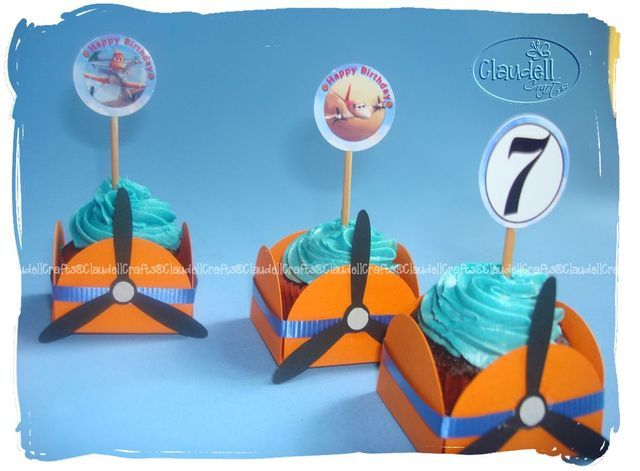 Disney Planes Birthday Party Ideas | Photo 3 of 24 | Catch My Party