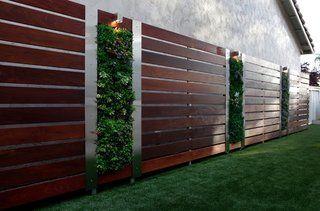 Model interesant pentru gardul de gradina intre vecini