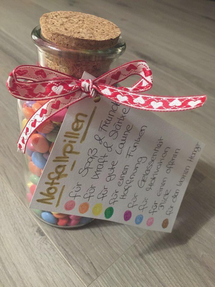 Geschenke 🎁 Geburtstagsgeschenk #basteln #bestefreundin