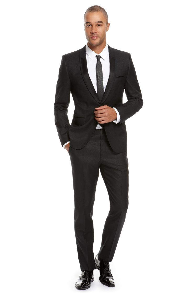 Tailor Made Suit 1