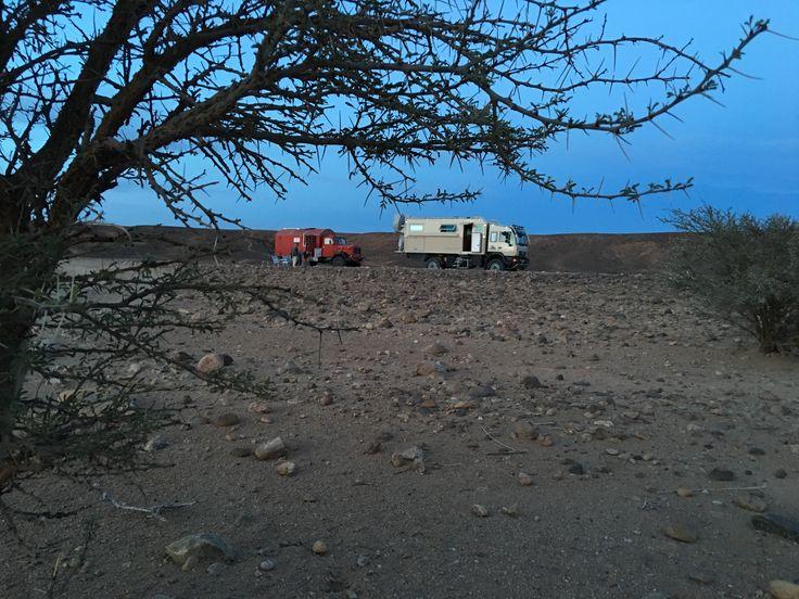 Nachtquartier in der Wüste bei Foum Zguid | Marokko  #desert  #morocco #foumzguid