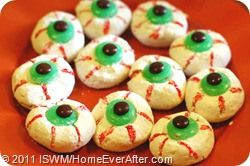 12 Scariest Creepy Halloween Food Recipes - Home Ever After - Home Ever After