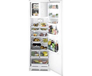 Product image for Hotpoint HSZ3022VL Integrated Upright Fridge with Ice Box