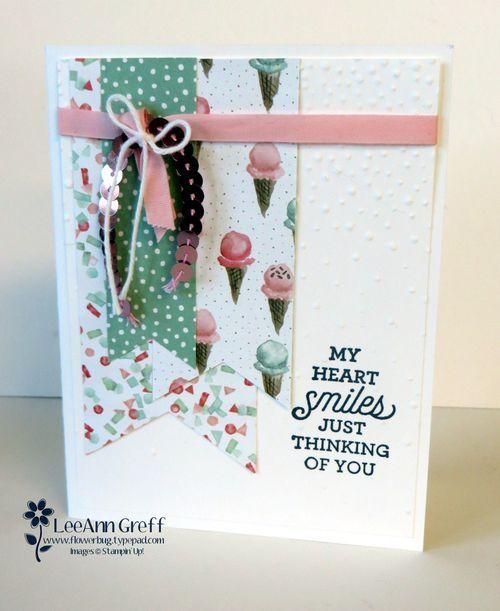 Pretty Birthday Bouquet Designer Paper