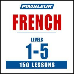 Pimsleur French 5 Levels (150 Lessons) MP3 Download