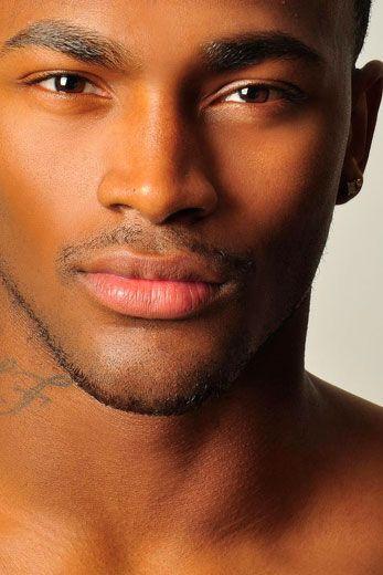 male model Keith Carlos