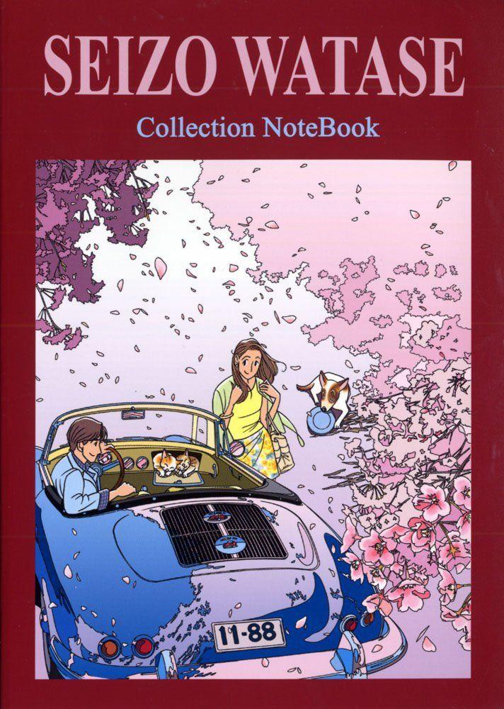 Amazon.co.jp: SEIZO WATASE コレクションノートブック: 文房具・オフィス用品