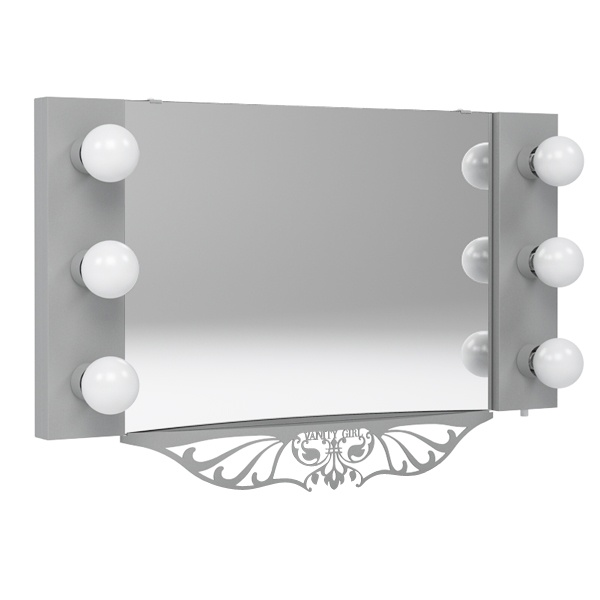 26 best battery operated makeup mirror images on pinterest vanity floating lighted vanity mirror mozeypictures Image collections