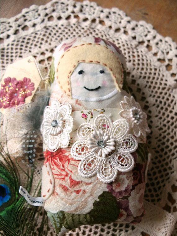 Russian / Matryoshka Doll, Plush Toy, Decoration