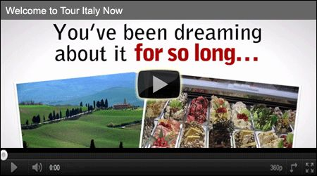 We are a leading online provider of personalized Italy tour packages and guided tours of italy. Call 800.955.4418 today & travel to Italy with Tour Italy Now!