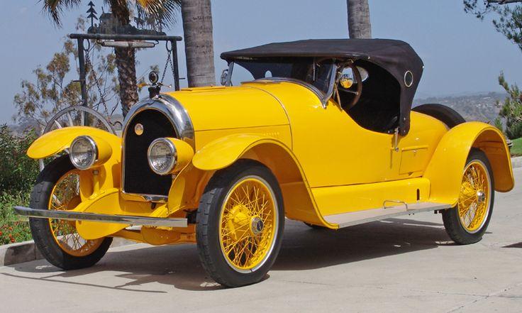 Kissel Gold Bug Speedster 1920.