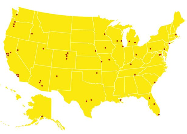America's Top 50 Bike-Friendly Cities | Bicycling Magazine