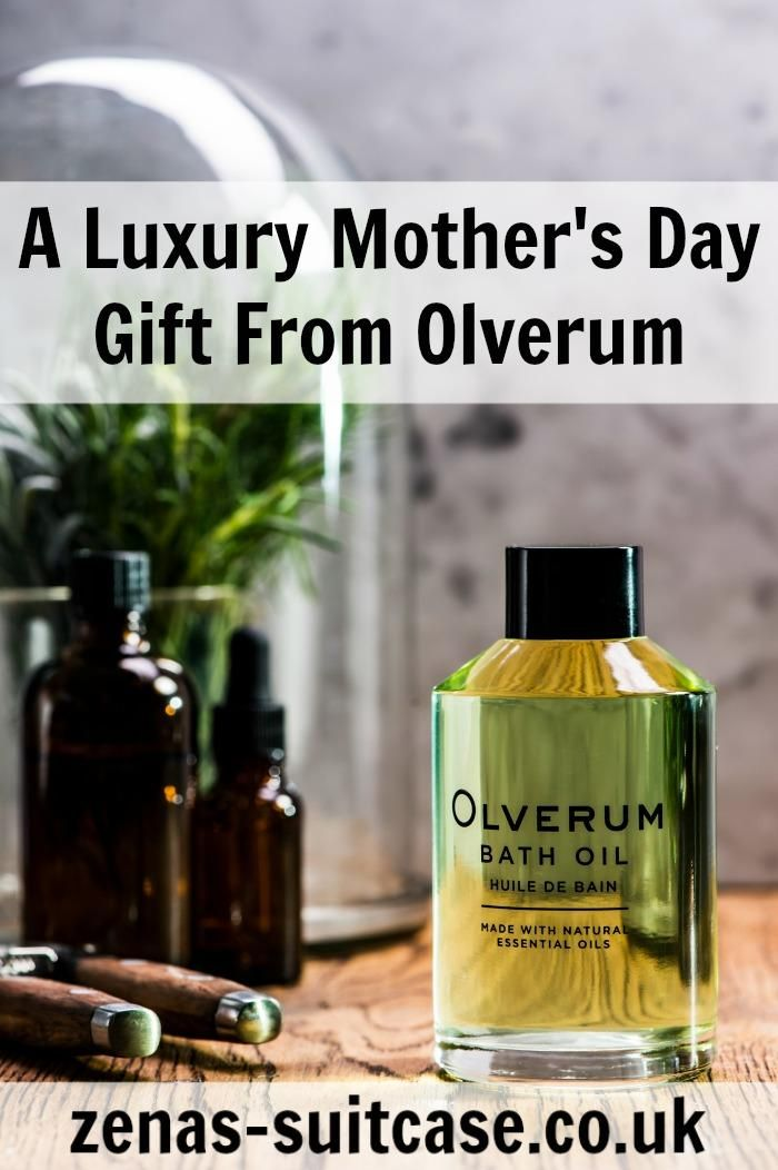 A Luxury Mother's Day Gift From Olverum
