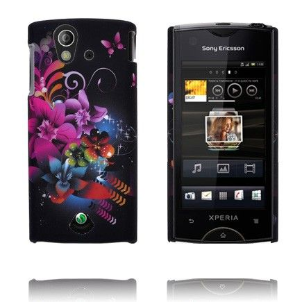 Valentine (Blomster i Natten) Sony Ericsson Xperia Ray Deksel