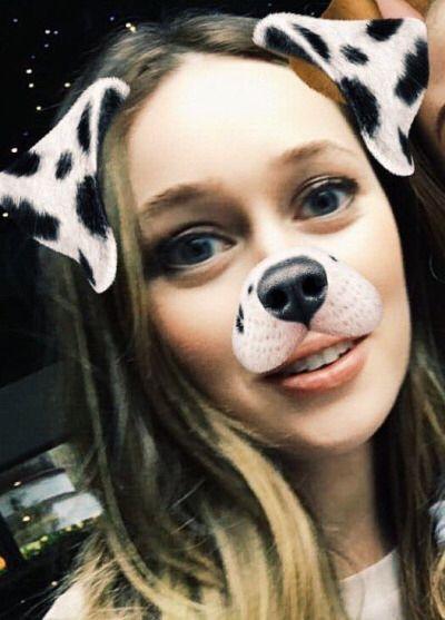 Snapchat -  Alycia Debnam Carey