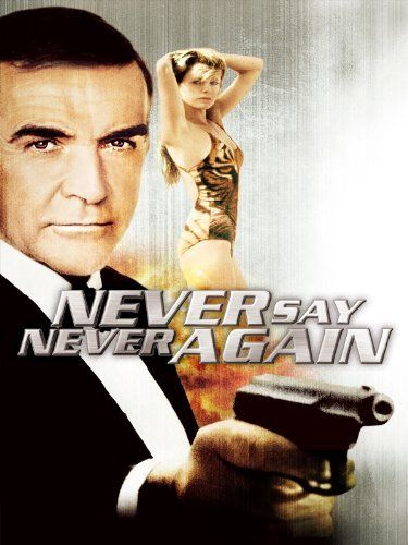 Amazon.com: Never Say Never Again: Sean Connery (James Bond), Irvin Kerschner, Jack Schwartzman, Kevin McClory (Story): Amazon Instant Video