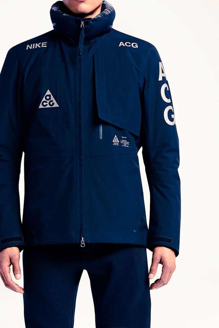 NikeLAB ACG 2-in-1 Men's Jacket