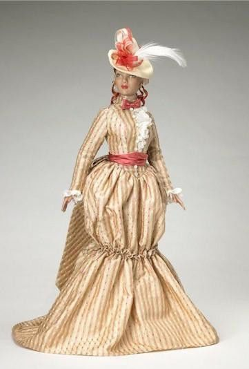 ROBERT TONNER -CINDERELLA COLLECTION - COMMANDING THE PROMENADE - OUTFIT ONLY #Tonner