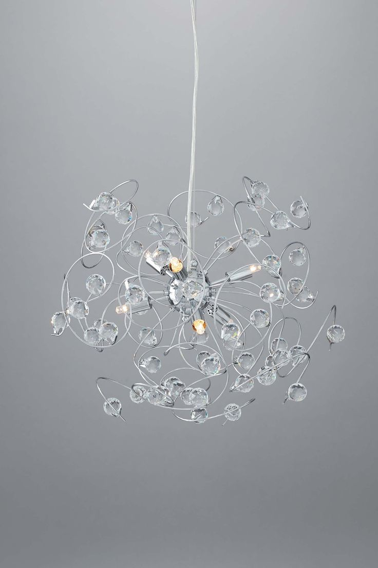 39 best crystal chandeliers images on pinterest beach homes lila sputnik chandelier bhs arubaitofo Image collections