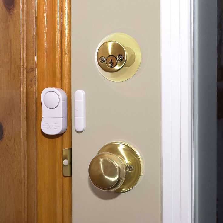 Double Door Security System