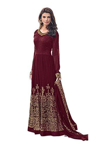 Shoppingover Indian Bollywood Party Wear Anarkali Suit in... https://www.amazon.com/dp/B06VVWRFK1/ref=cm_sw_r_pi_dp_x_NdtPybKFJP7MK