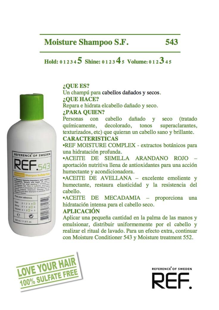 Moisture Shampoo Sin Sulfato