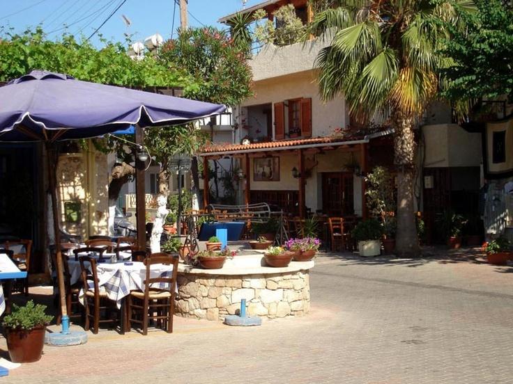 Old Hersonissos Crete