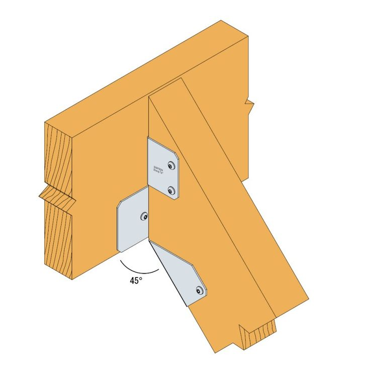 Slope Adjustable Joist Hanger Simpson Strong Tie In 2019