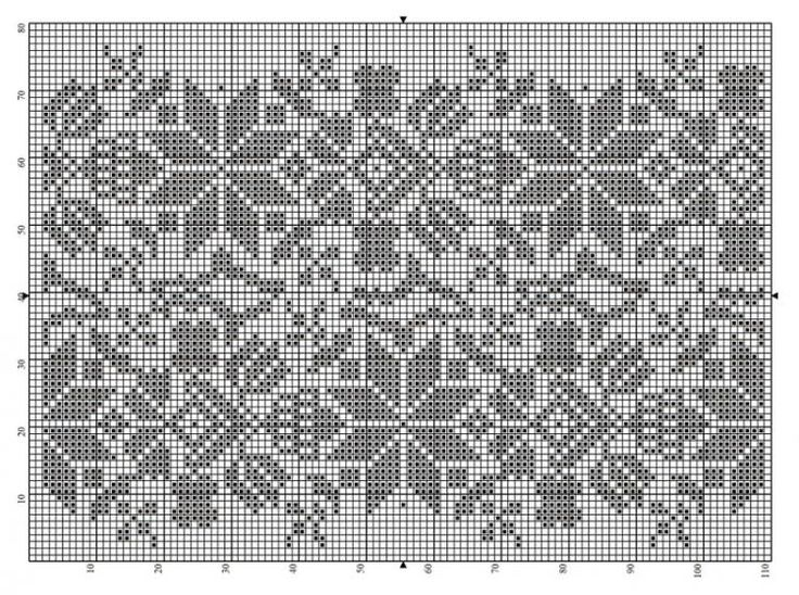 """The old dutch patterns, suitable for both cross stitching and crochet. The collection is called """"Tante Zolder's Charts"""""""