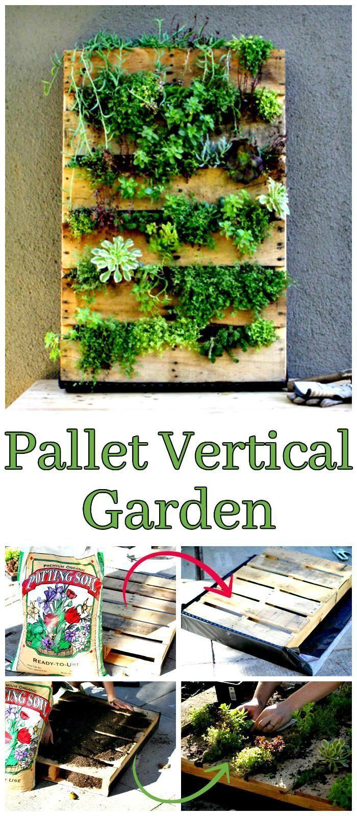 Palette Vertikal Garten 150 Beste Diy Palettenprojekte Und