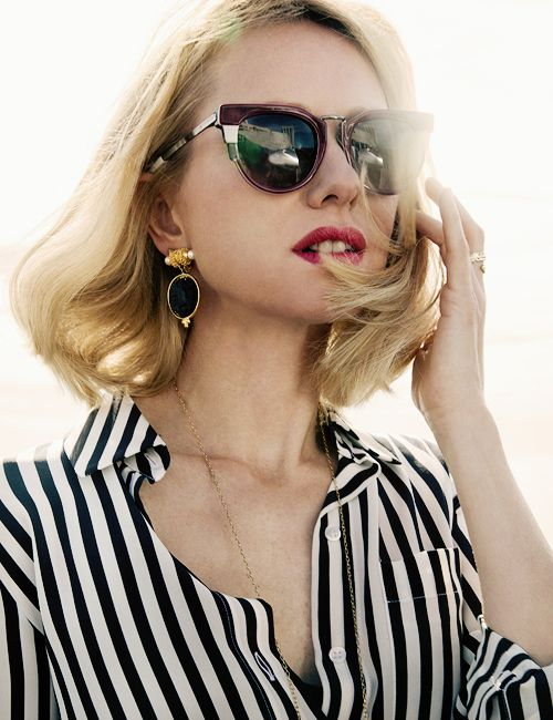 Naomi Watts for Rhapsody Magazine | March 2015                                                                                                                                                                                 More