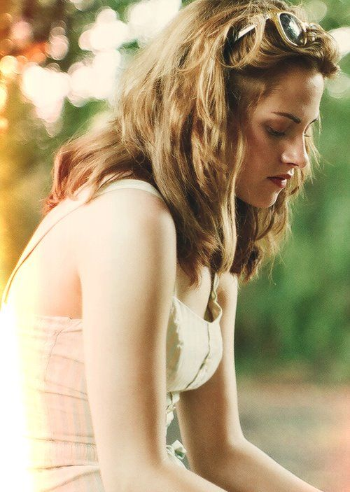 Kristen in On The Road