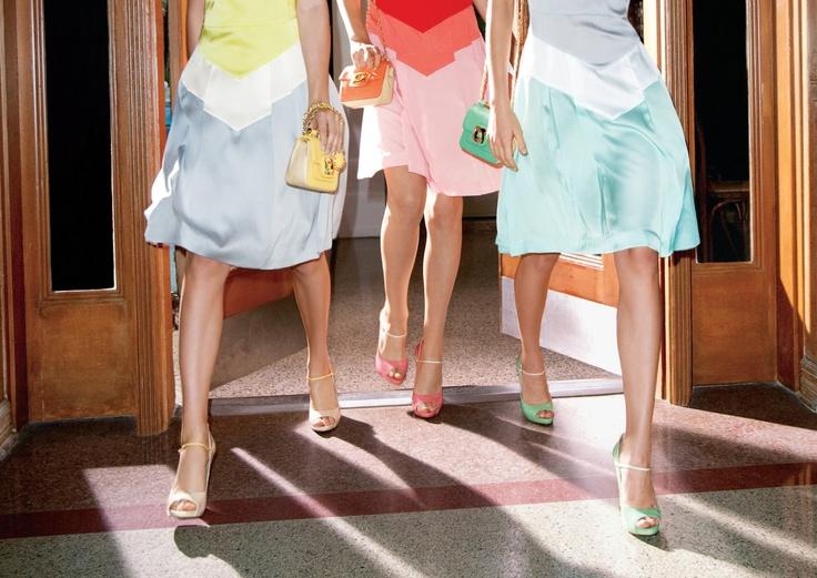 Nine West Spring Summer Shoe Collection