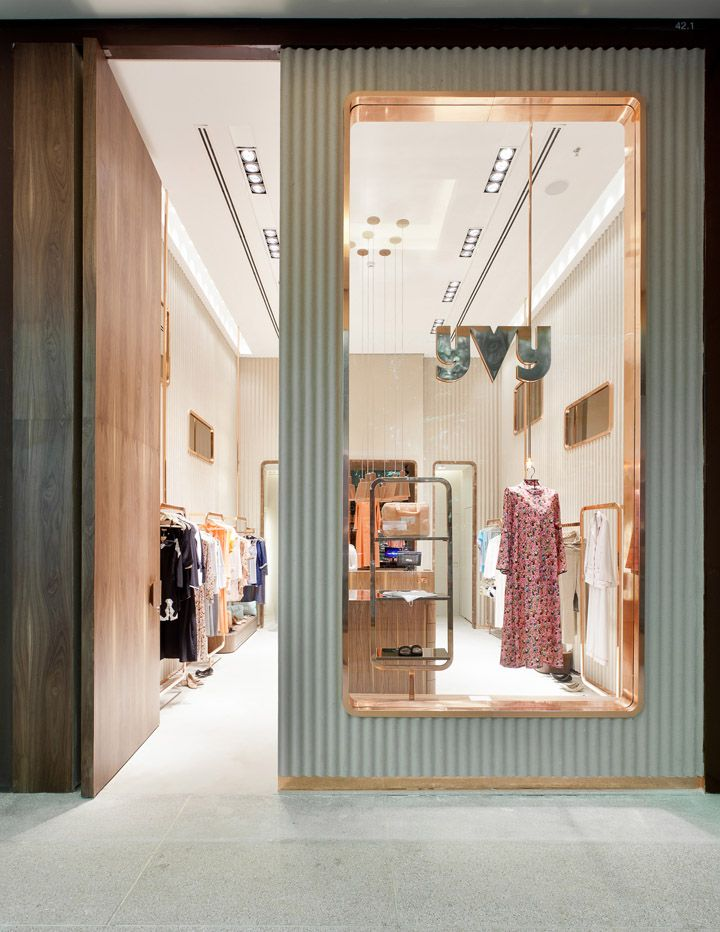 Ivy store by Suite Arquitetos Sao Paulo Brazil 10 Ivy store by Suíte Arquitetos, São Paulo – Brazil