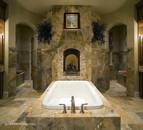 Marble Bathroom (itu0027s Like A Fancy Cave)