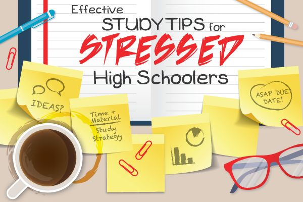 Forming good study habits in high school is all about finding what works for you. View our study tips and download our simple guide to get started here!