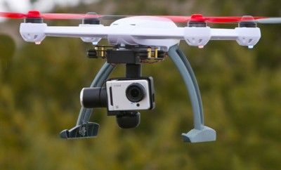 Awesome Drone Attack- Fun Tech
