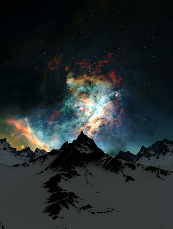 The Northern Lights in Alaska! Must see some day!!