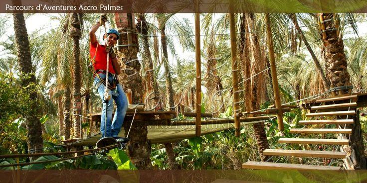 SAHARA LOUNGE Tozeur  La superbe palmeraie de Tozeur n'en finit pas de s'ouvrir aux structures incentives et événementielles... Dorénavant, il va falloir compter sur Sahara Lounge, un nouveau site festif et ludique créé par Imed Lagha, également propriétaire de l'agence de voyages réceptive Inventive Tunisia DMC.  Réalisé dans un strict respect de la nature et de son environnement, Sahara Lounge est une superbe palmeraie préservée de 2 hectares où vous partagerez des valeurs de développement…