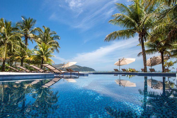 Lounge Turismo - Aproveite as férias de frente para o mar no Amora Hotel em Maresias (SP)