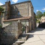Cuevas del Valle :: Iglesia de la Natividad de Nuestra Señora
