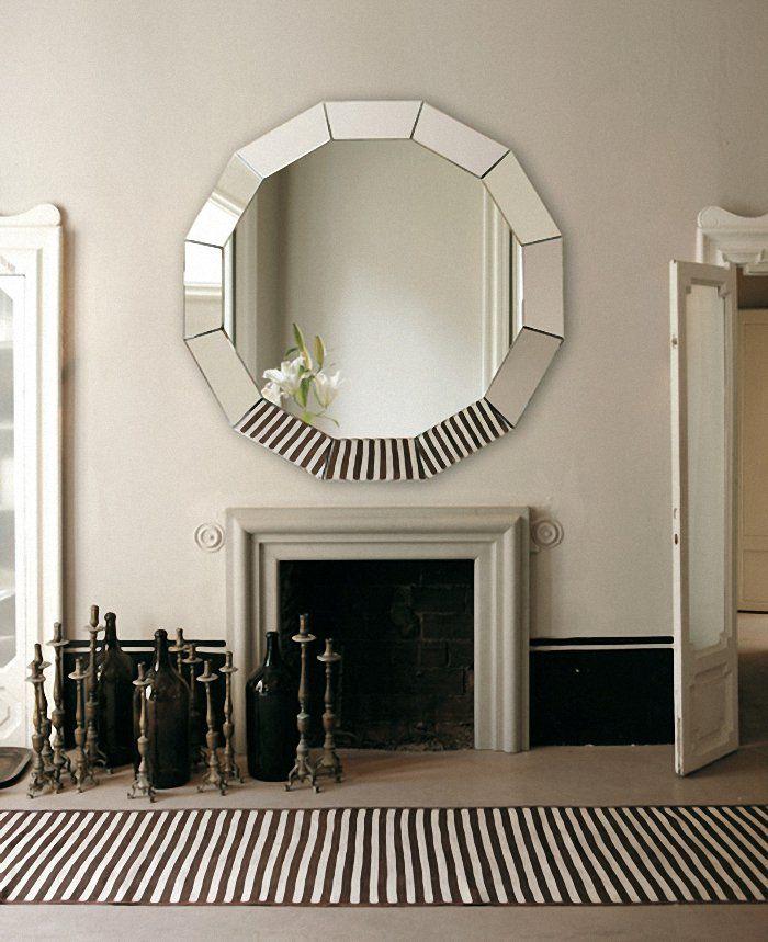 65 best Striking Mirrors images on Pinterest Wall mirrors - glasbilder für badezimmer