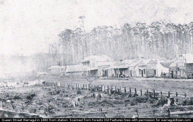 Queen st 1880
