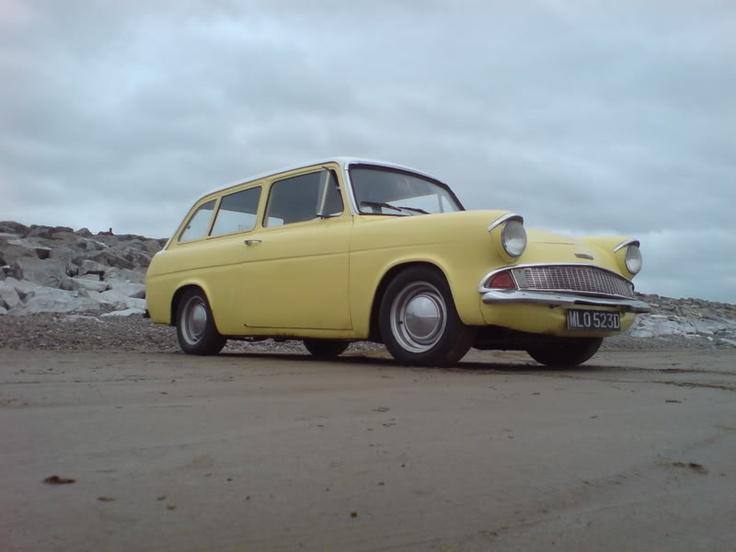 Ford Anglia Estate 1966