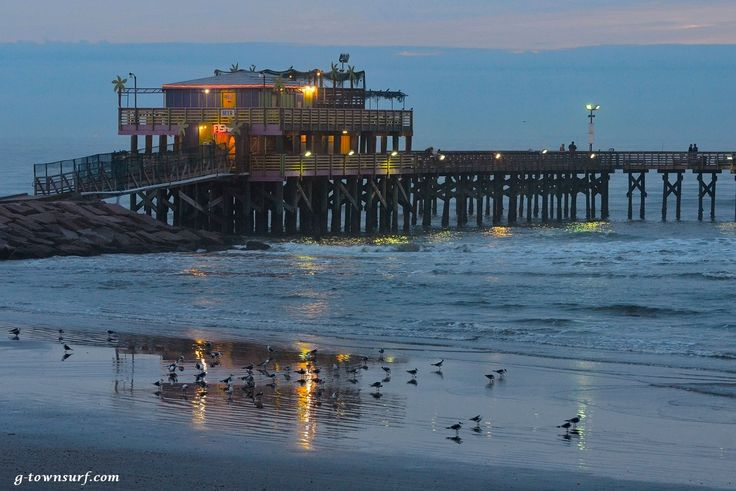 50 best places to visit images on pinterest galveston for Good fishing spots in galveston
