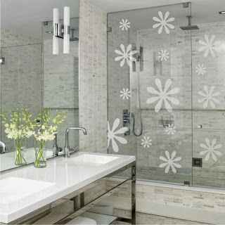 adesivo decorativo para box banheiro