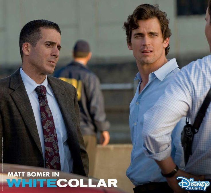 White Collar showing on the Disney Channel in Germany