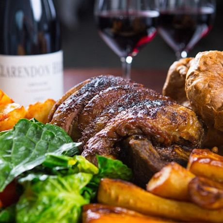 Jazz Sundays at La Chapelle, michelin-starred, grade II-listed building. £34.50 for 3 courses or additional £9.00 for carafe of wine