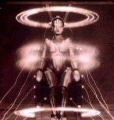Metropolis: Робот Мария