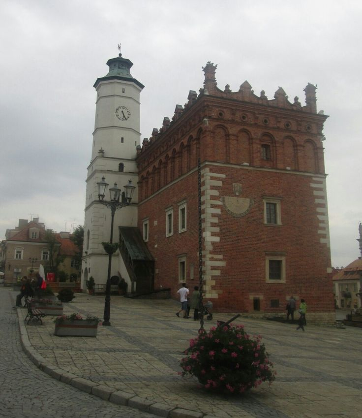 Sandomierz Town Hall, Poland
